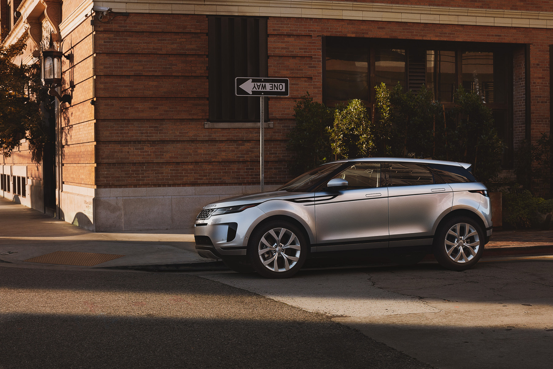 Range Rover Evoque in Los Angeles 3