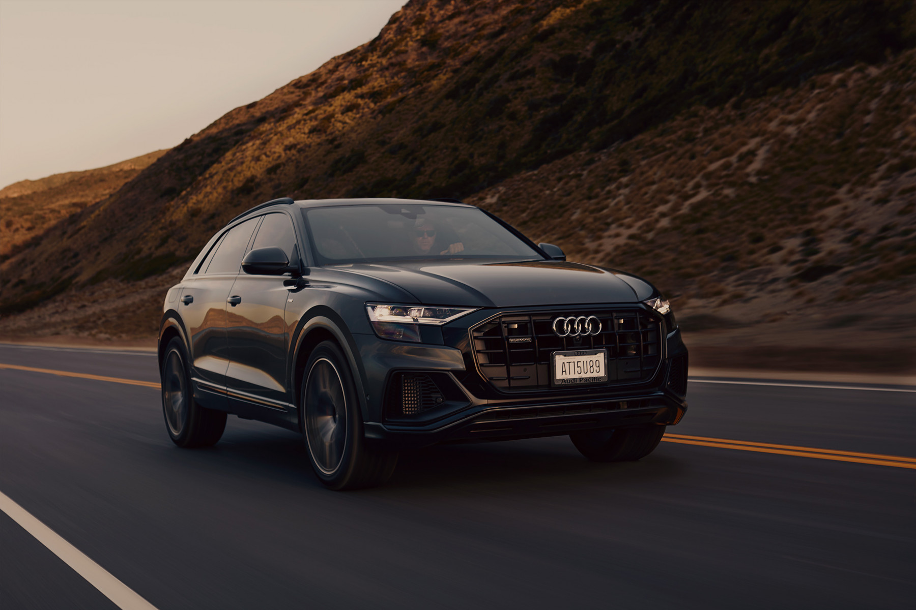 New Audi Q8 Point Mugu