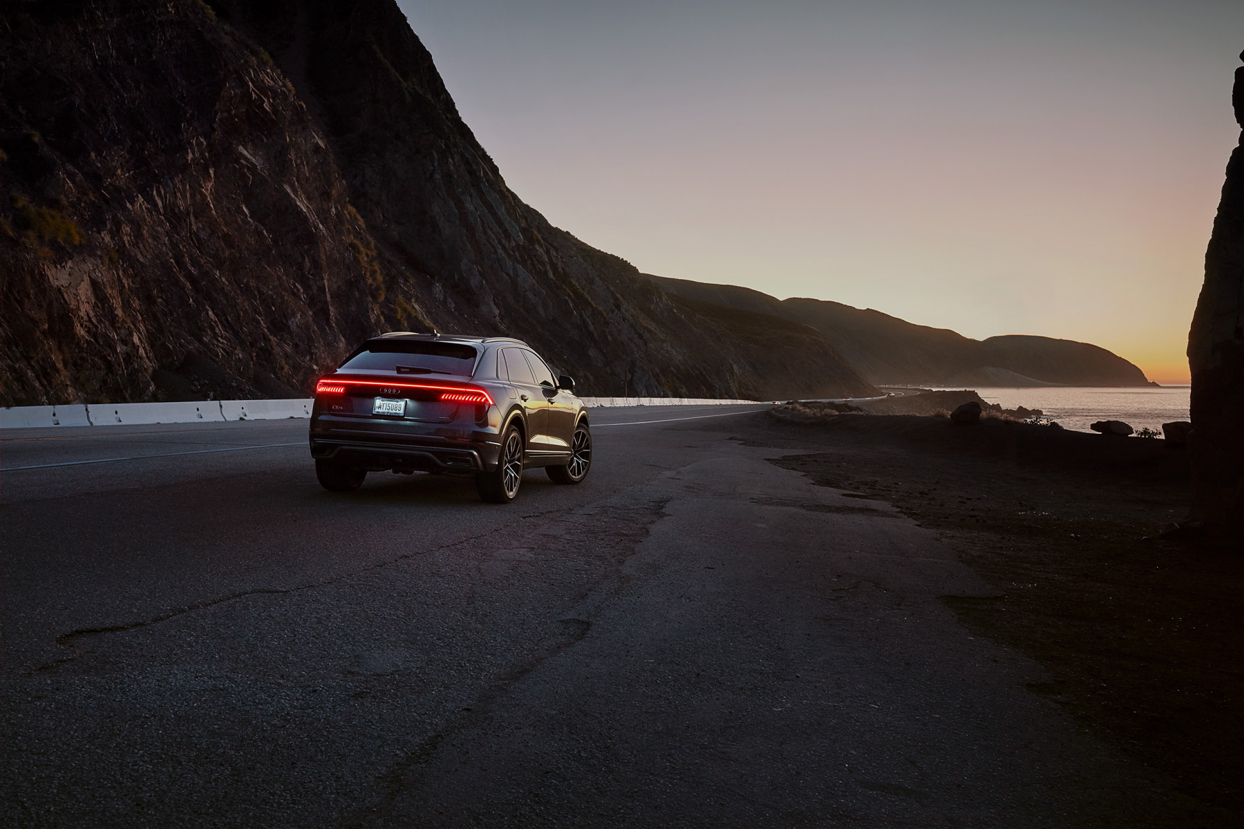 New Audi Q8 Point Mugu 7