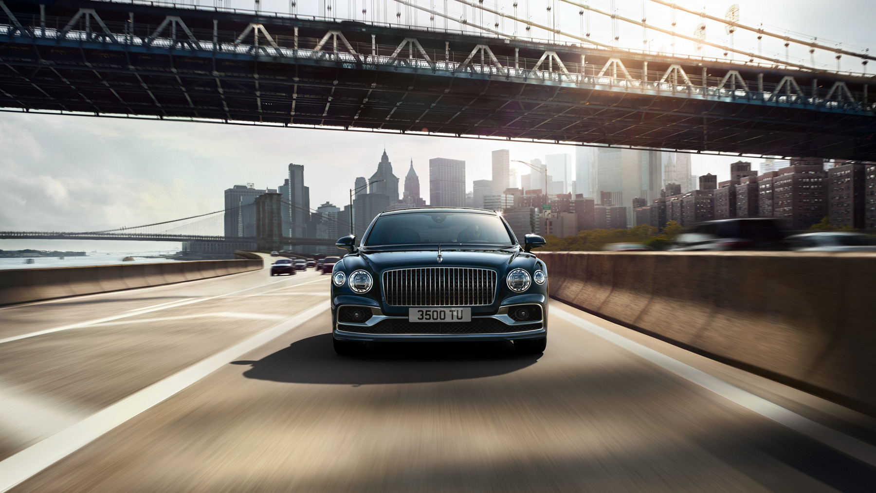 The new Bentley Flying Spur 4
