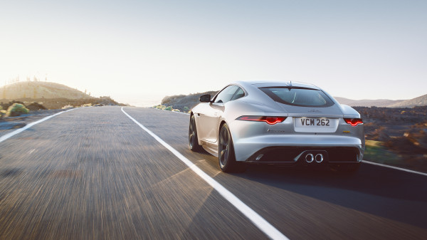Jaguar F-Type 8