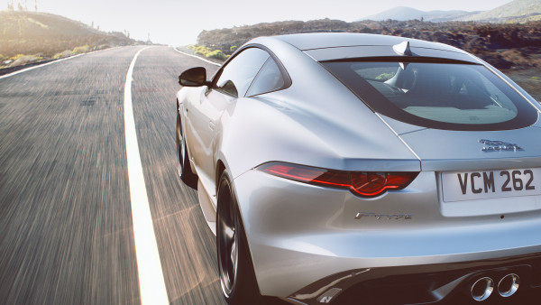 Jaguar F-Type 7
