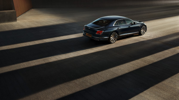 The new Bentley Flying Spur 5