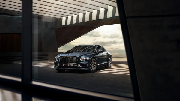 The new Bentley Flying Spur 6