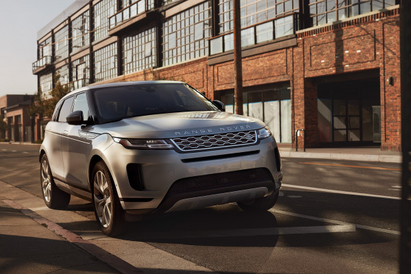 Range Rover Evoque in Los Angeles 1