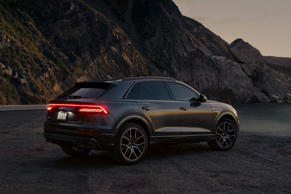 New Audi Q8 Point Mugu 6