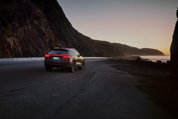New Audi Q8 Point Mugu 8