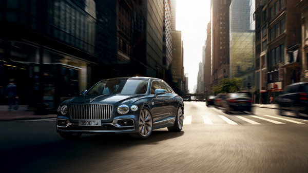 The new Bentley Flying Spur 1