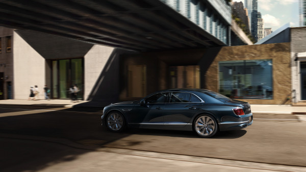 The new Bentley Flying Spur 3